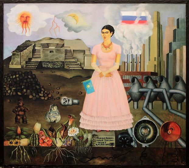 Farida Kamalova, Kuanysh Bazargaliyev