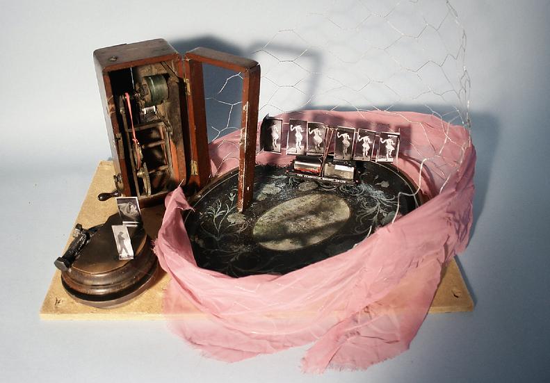 Dream Machine Apparatus II, Lena Pozdnyakova
