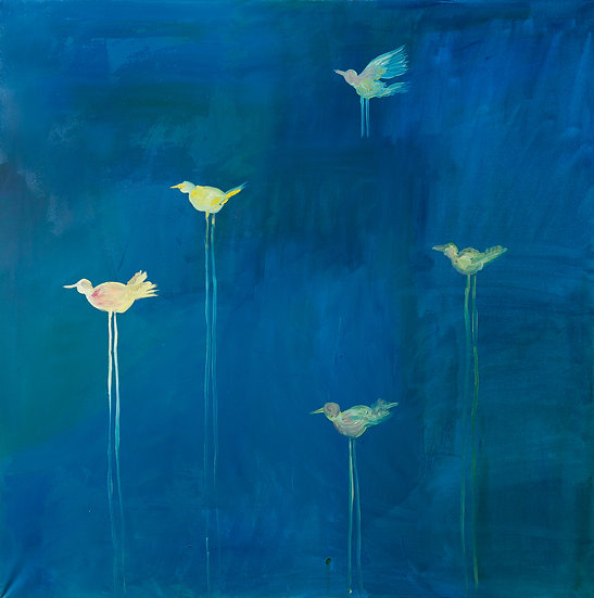 Birds, Munissa Gulieva