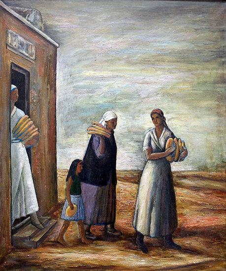 Nan (Bread), Moldakul Narymbetov
