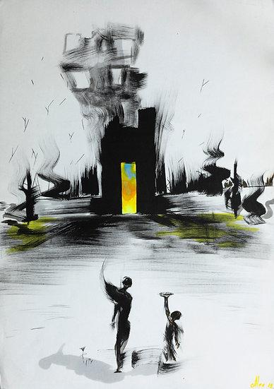 On the threshold of the Worlds, Alpamys Batyrov