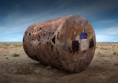 Malevich`s Tank, Almagul Menlibayeva