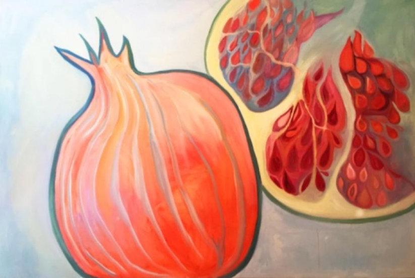 Pomegranate, Munissa Gulieva