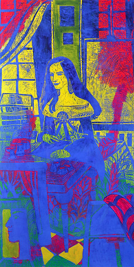 Cherches la femme, Aleksandra Kalacheva