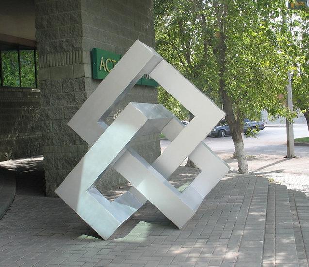 The big quadrilateral angle, Saken Narynov