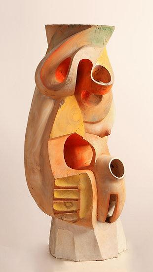 Women torso, Tryakhin-Bukharov