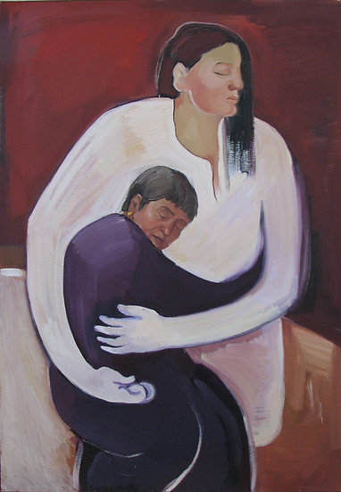 A Mother, Asel Kadyrkhanova