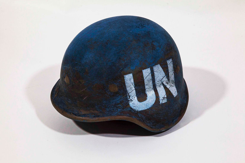 Un Helmet, Said Atabekov