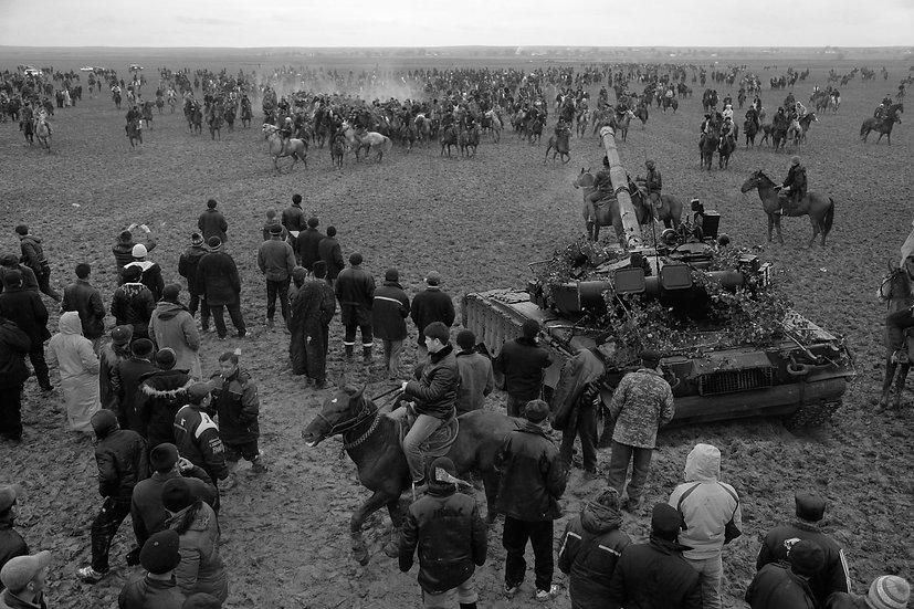 World of Tanks, Said Atabekov