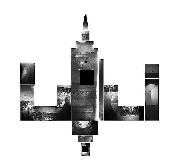 Obscuration #8, Alexander Ugay