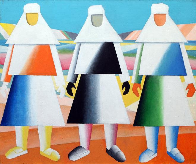 Three apashki, Kuanysh Bazargaliyev