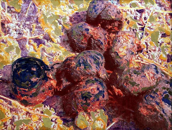 Untitled, Moldakul Narymbetov