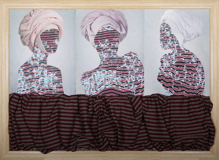 Three Preeternal Beings, Katya Nikonorova