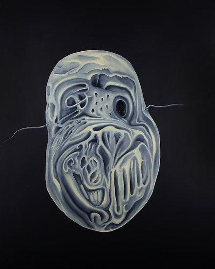A Mask of a Shadow, Katya Nikonorova