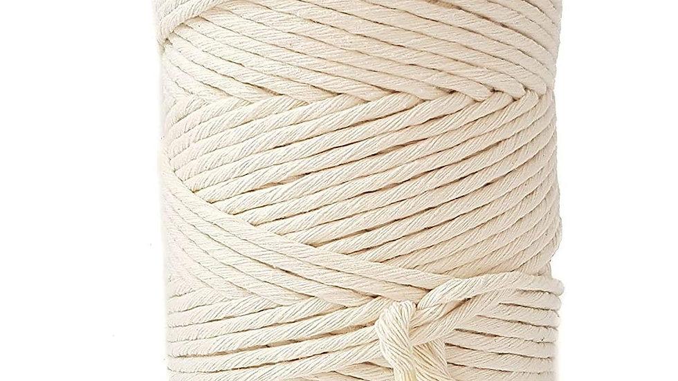 Single Strand Macrame Cotton Cord/Dori Thread