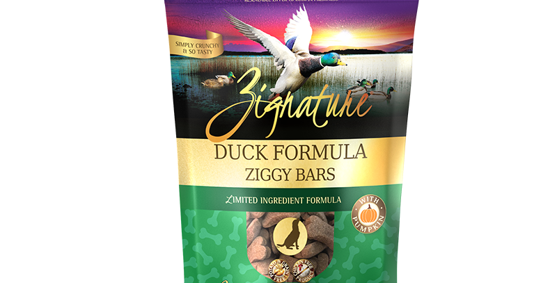 Duck Formula Ziggy Bars Treats
