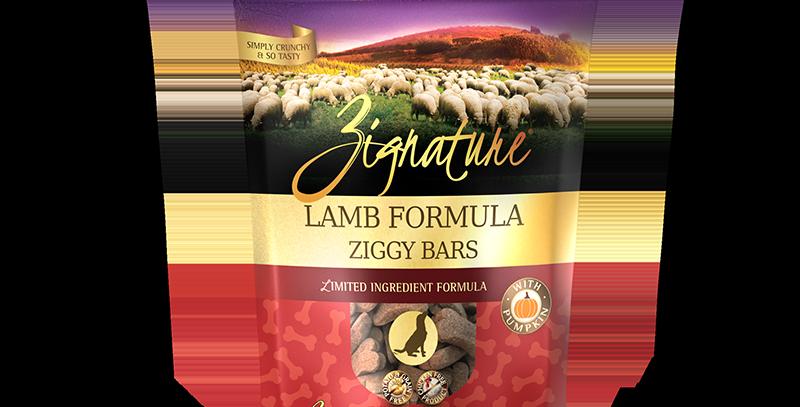 Lamb Formula Ziggy Bars Treats