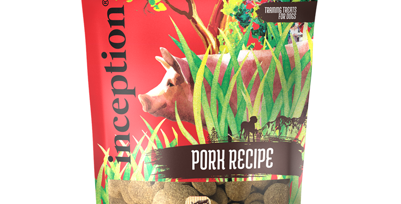 Inception Pork Biscuit Treats for Dog 340g