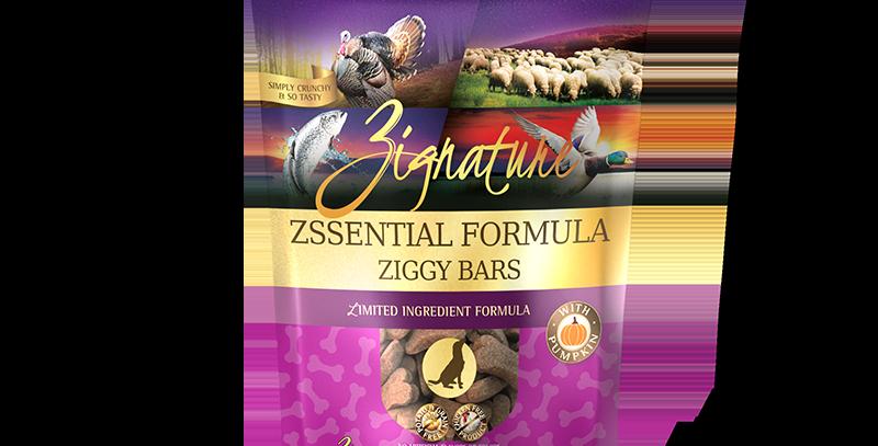 Zssential Formula Ziggy Bars Treats