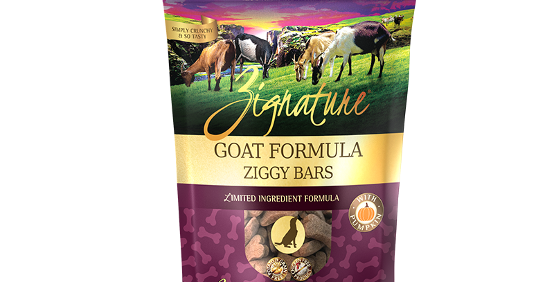 Goat Formula Ziggy Bars Treats