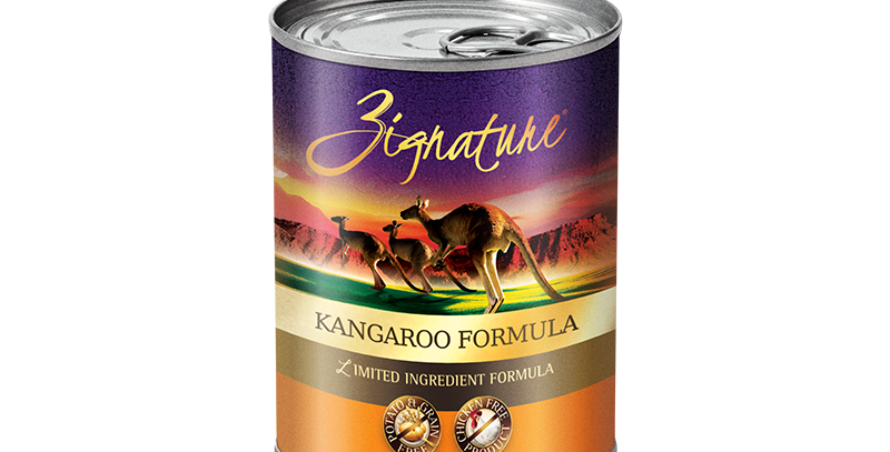 Kangaroo Formula Canned Food 369g