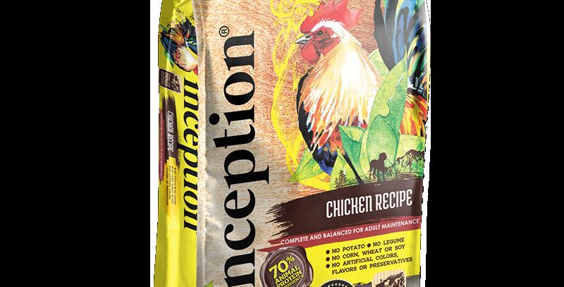 Inception Chicken Recipe Dog Food (Dry)