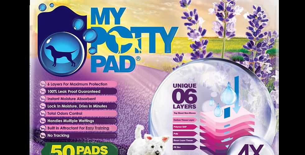 My Potty Pad (Lavender)