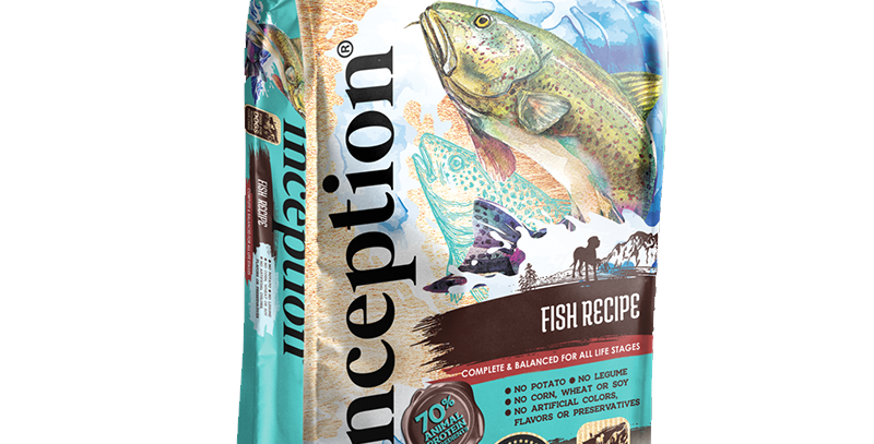 Inception Fish Recipe Dog Food (Dry)