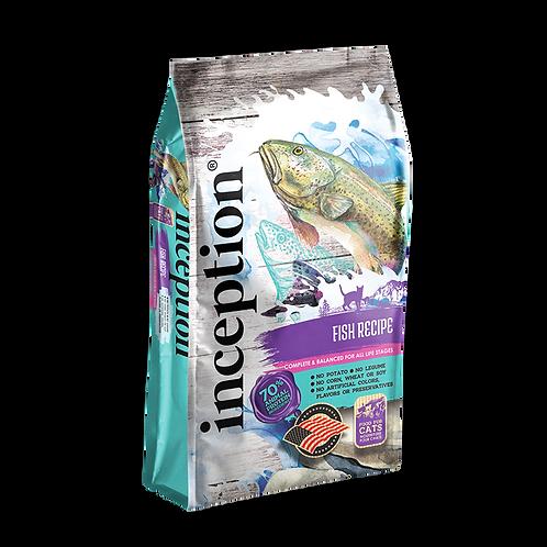 Inception Fish Recipe Cat Food (Dry)