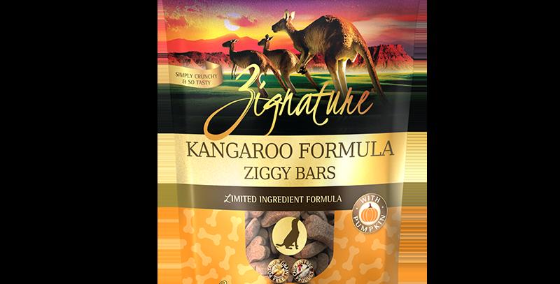 Kangaroo Formula Ziggy Bars Treats