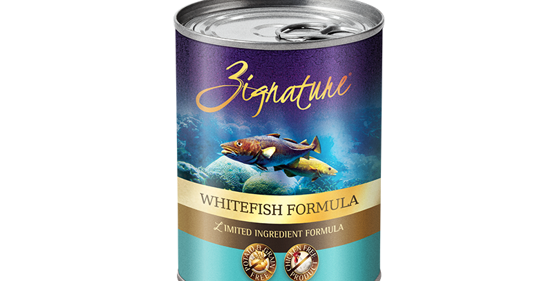 Whitefish Formula Canned Food 369g