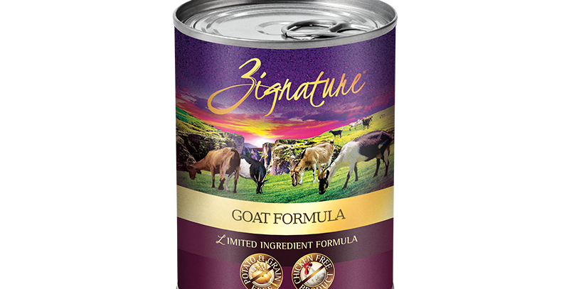 Goat Formula Canned Food 369g
