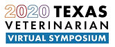 2020 Texas Veterinarian Symposium Logo_W