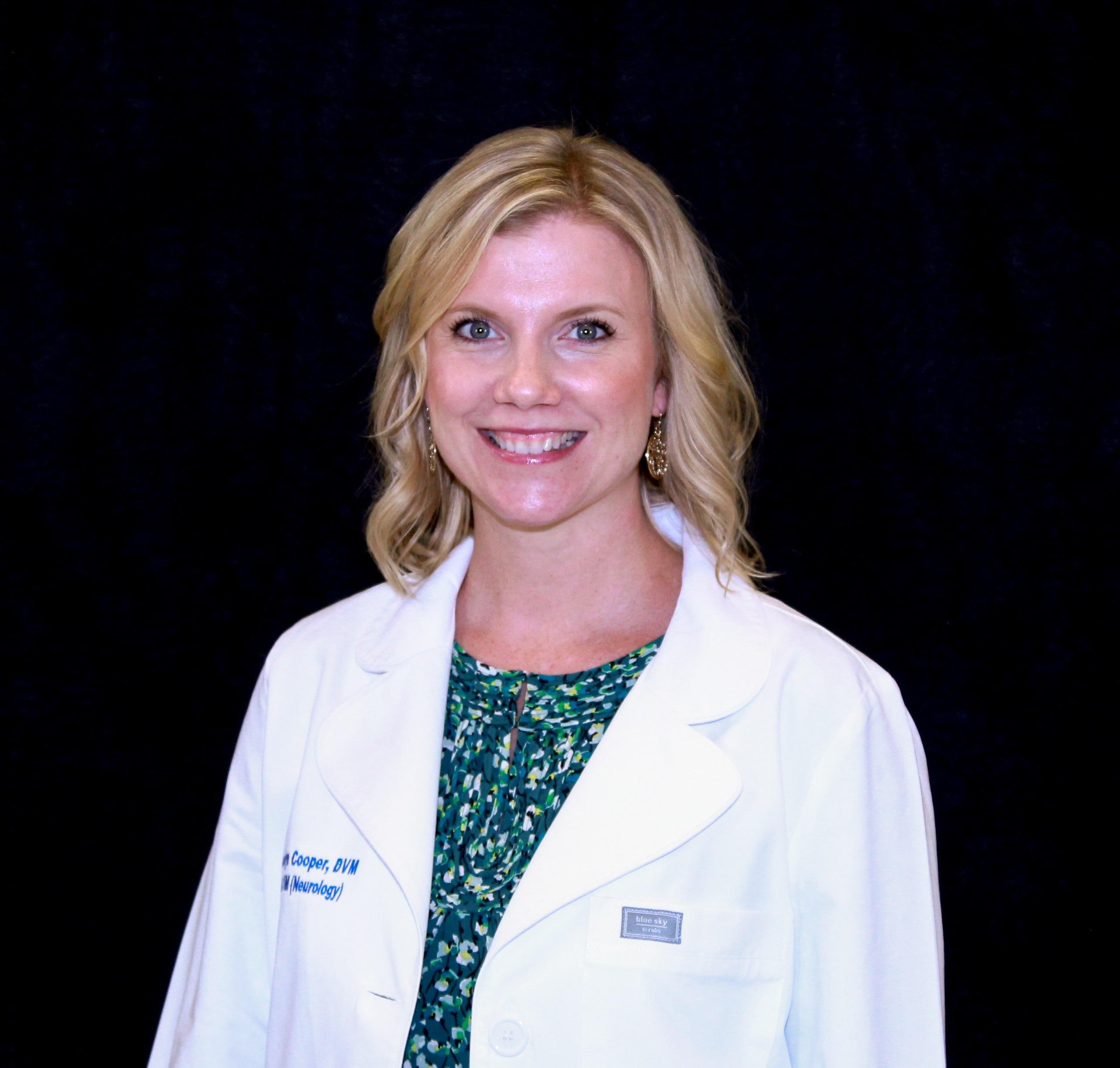Jocelyn J. Cooper, DVM, DACVIM (Neurology)