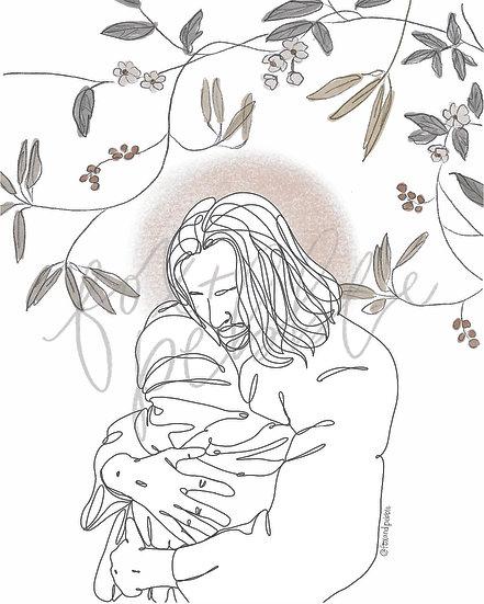 Christ Embrace