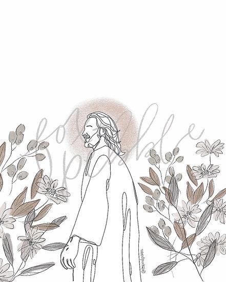Christ Florals