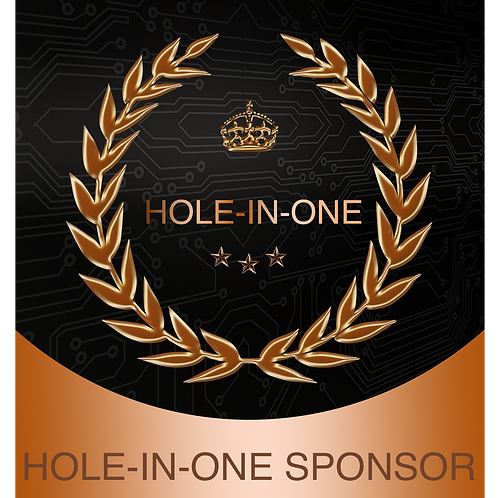 HOLE-IN-ONE SPONSOR