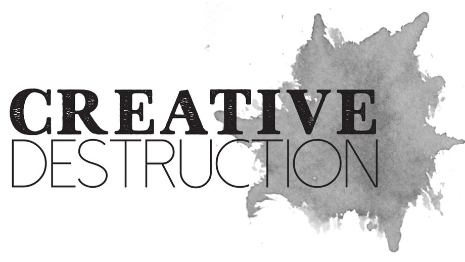 Typography: A Lesson in Creative Destruction