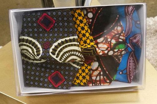 Afriq face mask pack