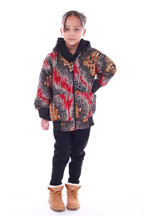 Ada Kids Bomber  Jacket