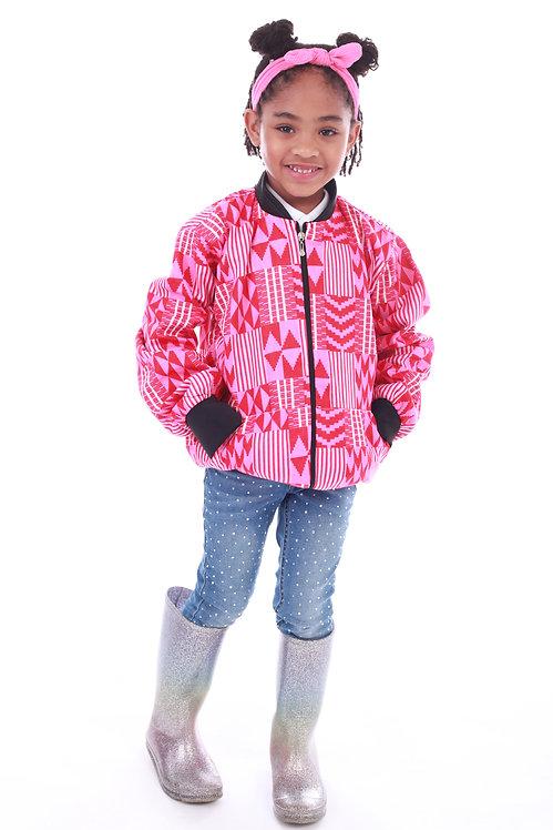 Jayla kids Bomber Jacket