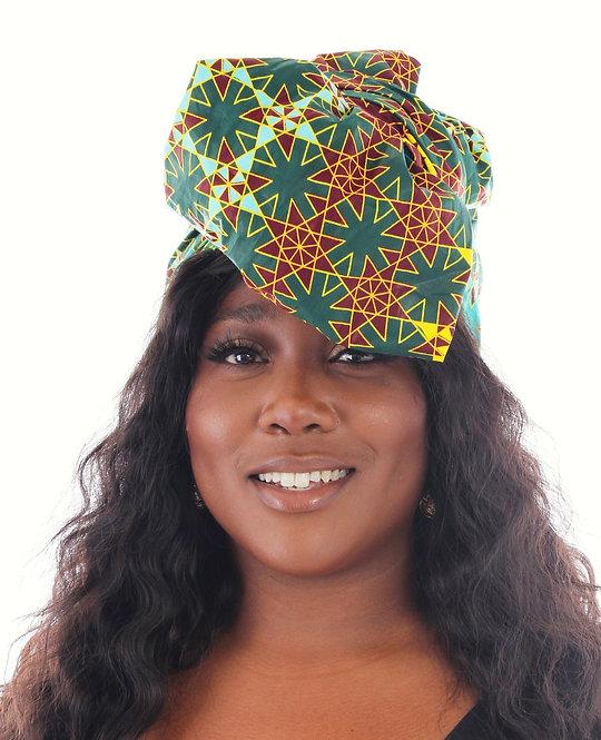 Raya head wrap