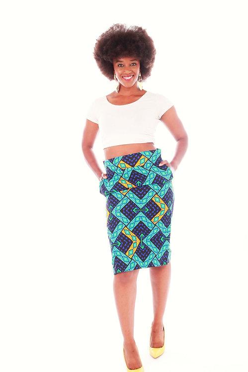 Ella Pencil skirt