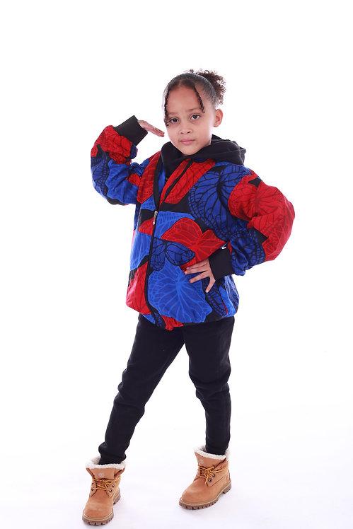 Auri kids bomber jacket