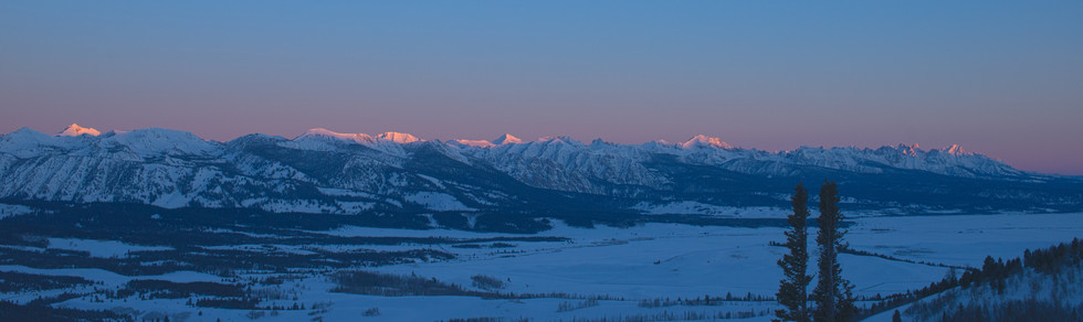 Sunrise Galena Pass