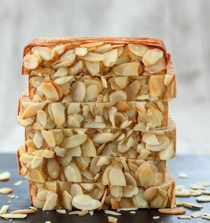 Mandel-Kokos-Kuchen
