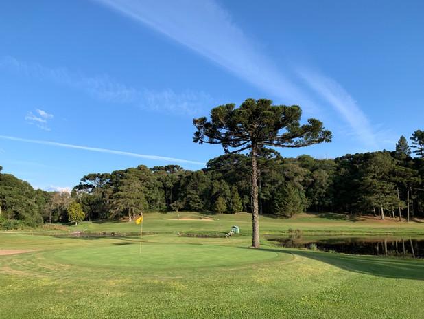 Buraco 5/14 Gramado Golf Club