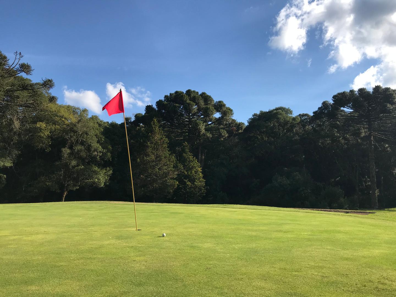 Buraco 3/12 Gramado Golf Club