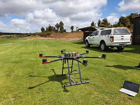 ECT drone uav rpas nz consulting advice consultancy