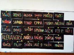 Mozaicul numelor